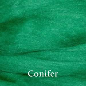 23 Conifer Merino Waione Wool Carding